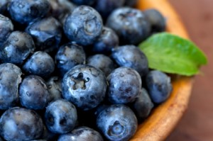 nutritional benefits of blueberries