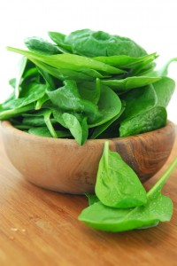 nutritional benefits of spinach