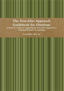 non-diet approach handbook for dietitian