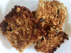 muesli slice recipe